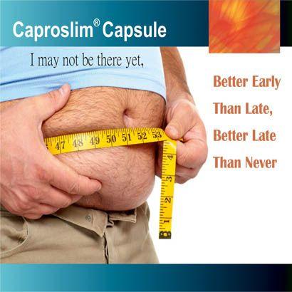 Caproslim Capsules
